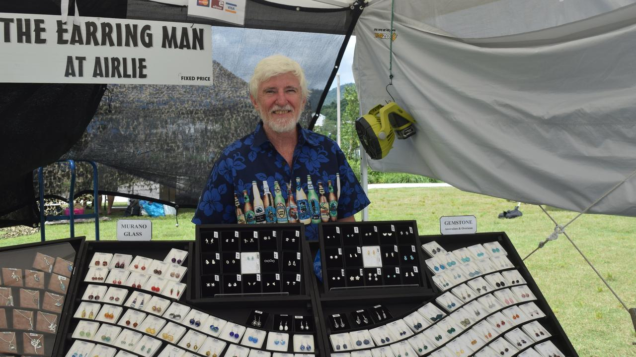 Graham Simpson from The Earring Man of Airlie