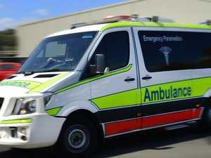 Two hospitalised after Bruce Highway crash
