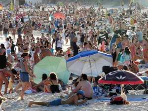 Bondi Beach set to close in social distancing crack down