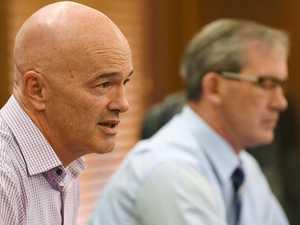 Curran calls coronavirus crisis meeting