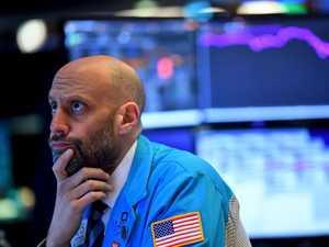 Stocks slump as New York enters lockdown