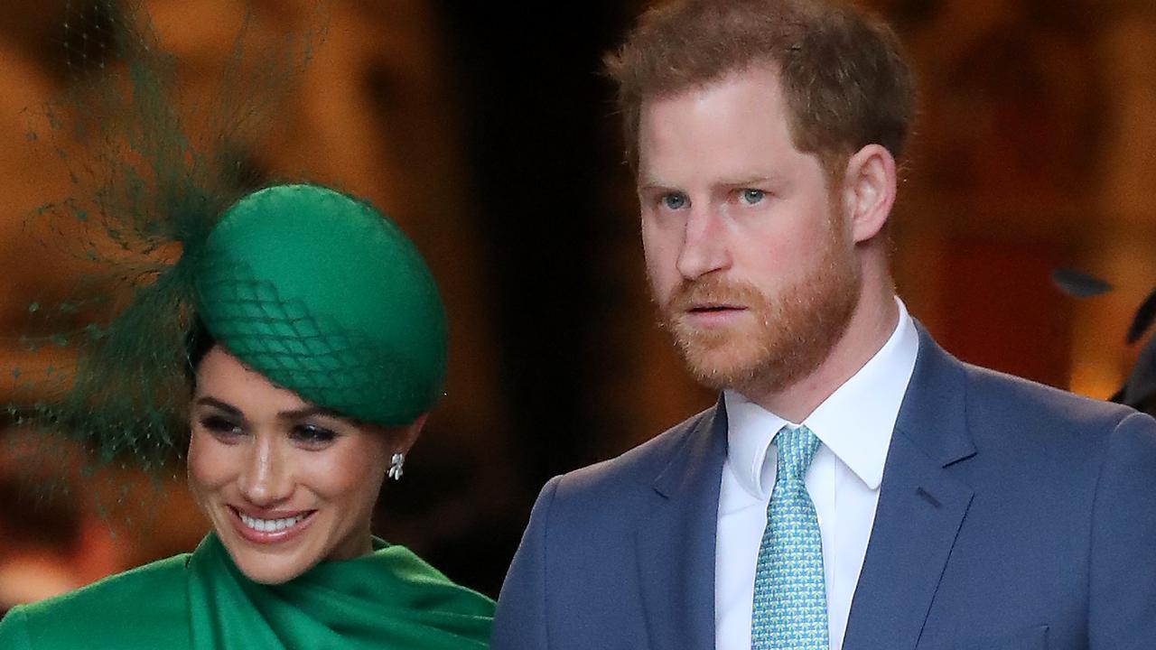 Prince Harry, Duke of Sussex and Meghan, Duchess of Sussex have reached out to followers on social media with a coronavirus plan. Picture: Chris Jackson/Getty Images