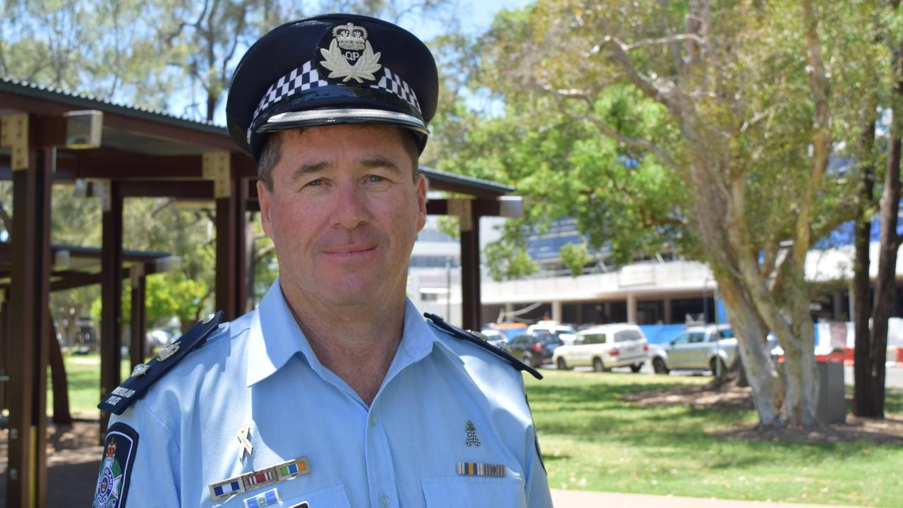 Sunshine Coast Superintendent Darryl Johnson will go into 14 days' self isolation from Monday when he returns from the US. Photo: Ashley Carter