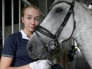 Mum's horse fight: 'I'd be treated better if I hit someone'