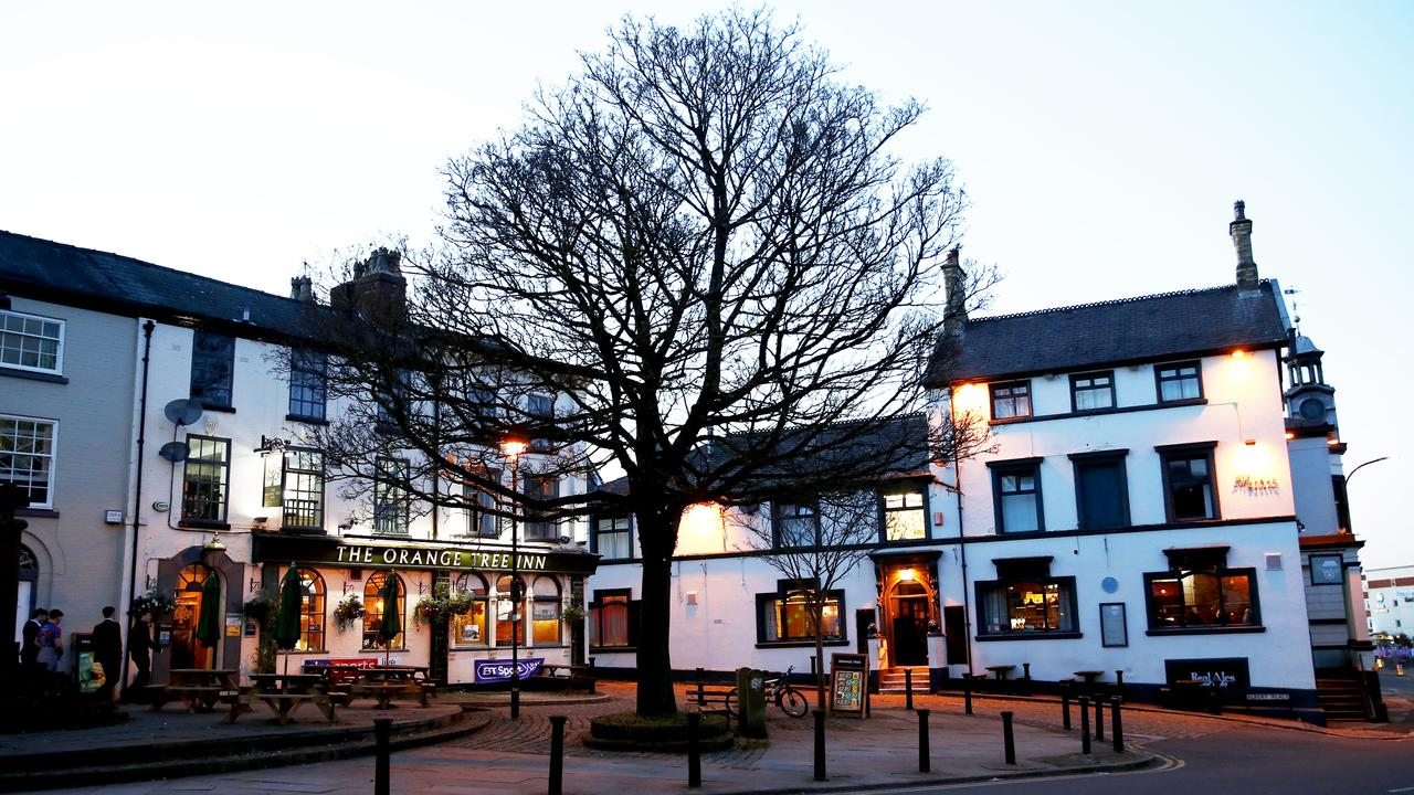 The Orange Tree & Market Tavern pubs in Altrincham, Cheshire both had to close. Picture: Clive Brunskill/Getty Images