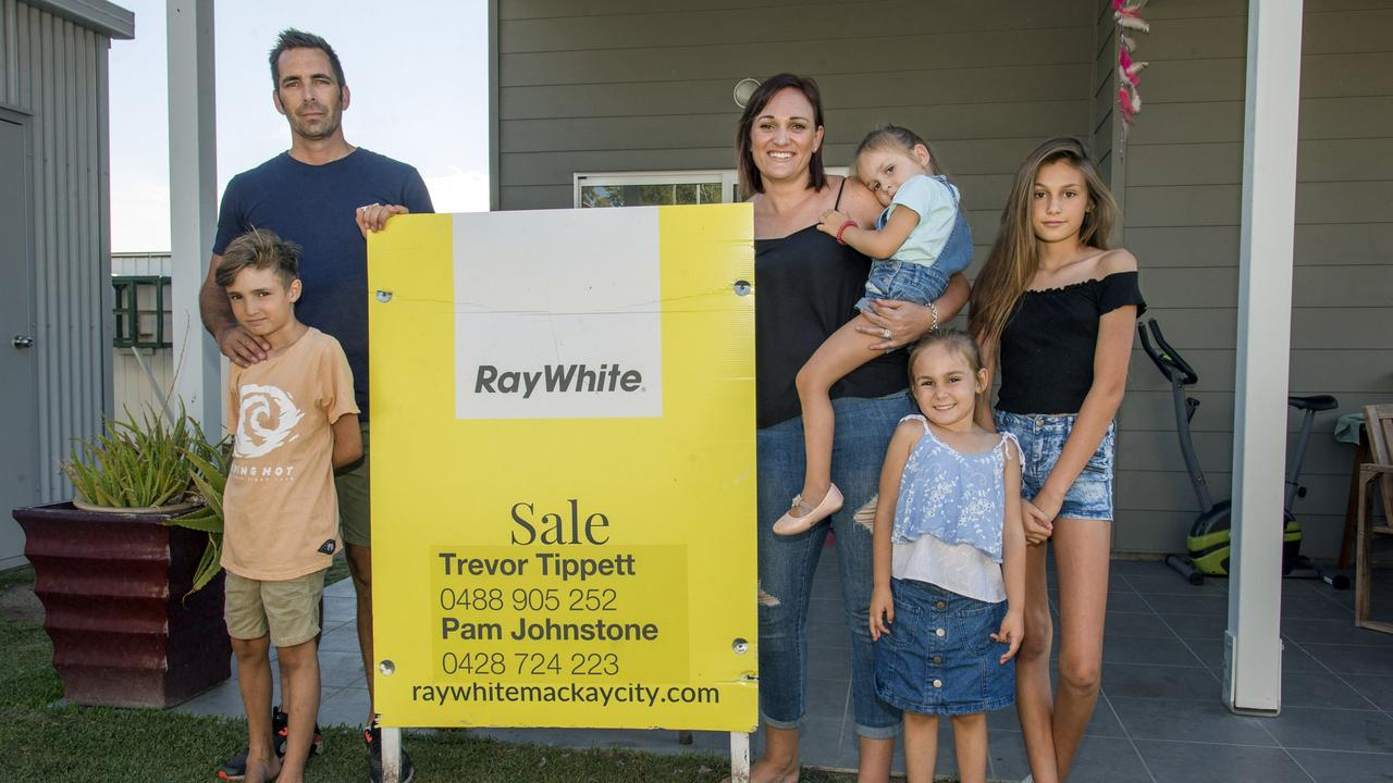 The Mackay real estate market is showing more signs of improvement, with eth beachside suburb of Bucasia a standout performer. Photo : Daryl Wright