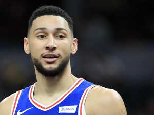 Simmons' subtle clip for NBA star