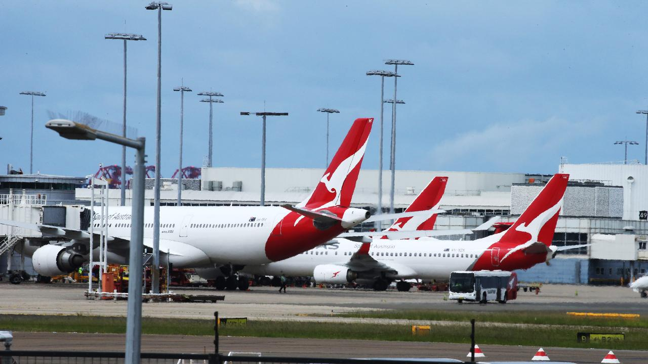 Prime Minister Scott Morrison has called for Australians to cancel all domestic travel. Picture: John Feder/The Australian.