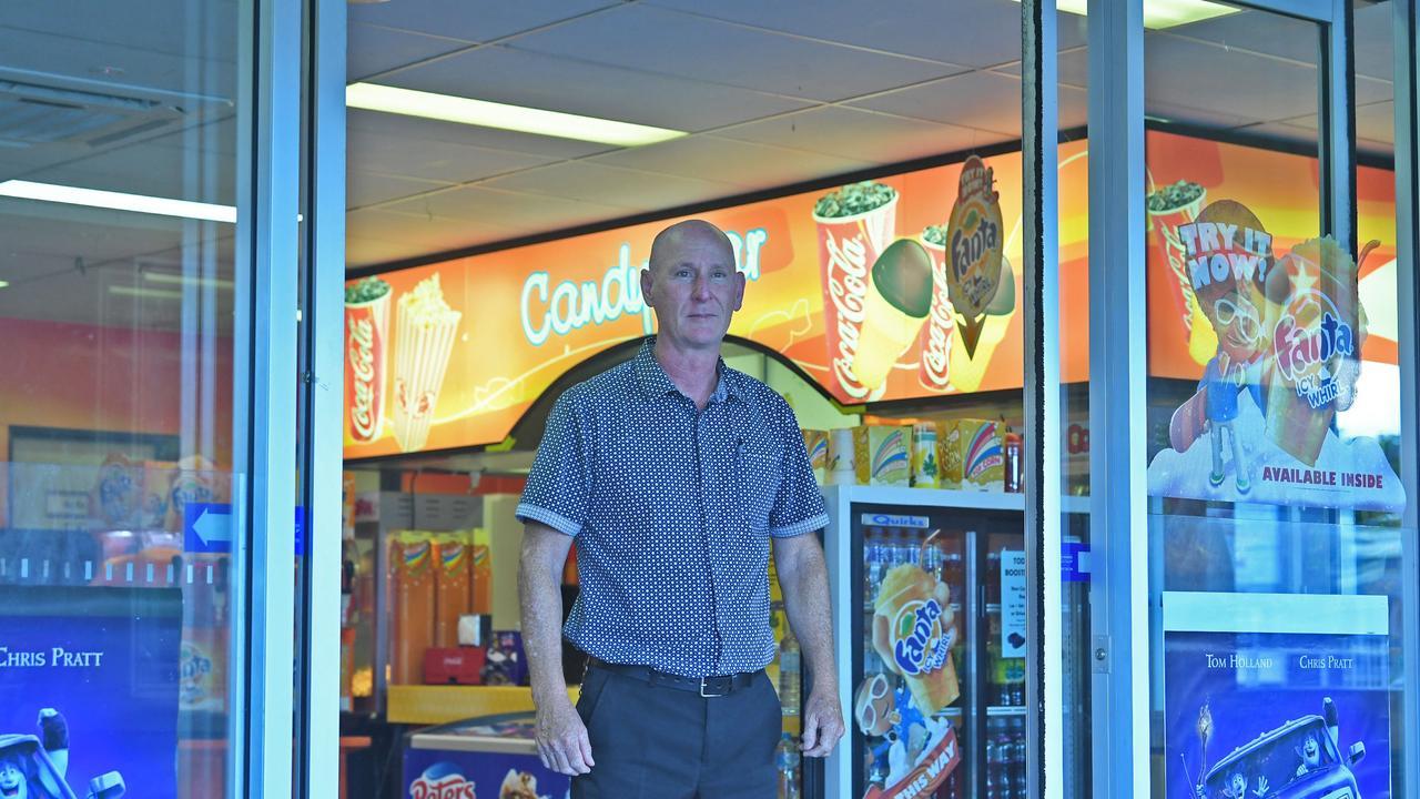 Paul McKeown form the Gympie Cinemas