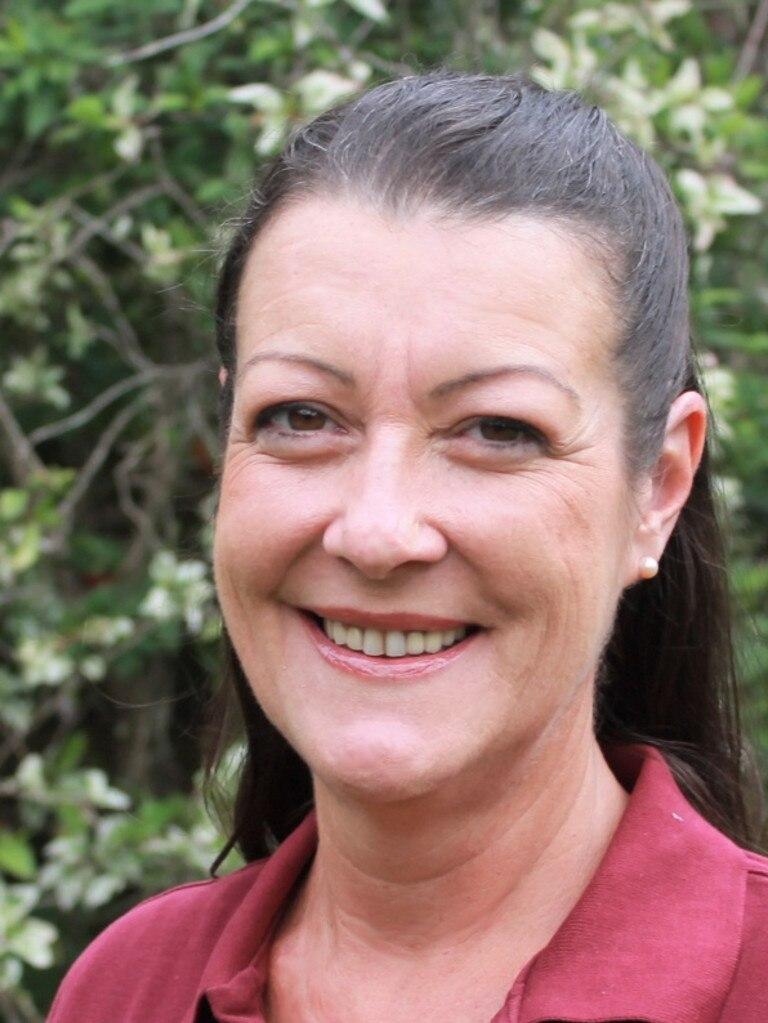 Gladstone Regional Council candidate Janine Keating.