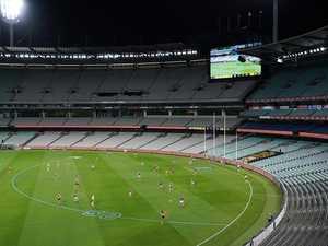 Empty stands prove sport needs its fans