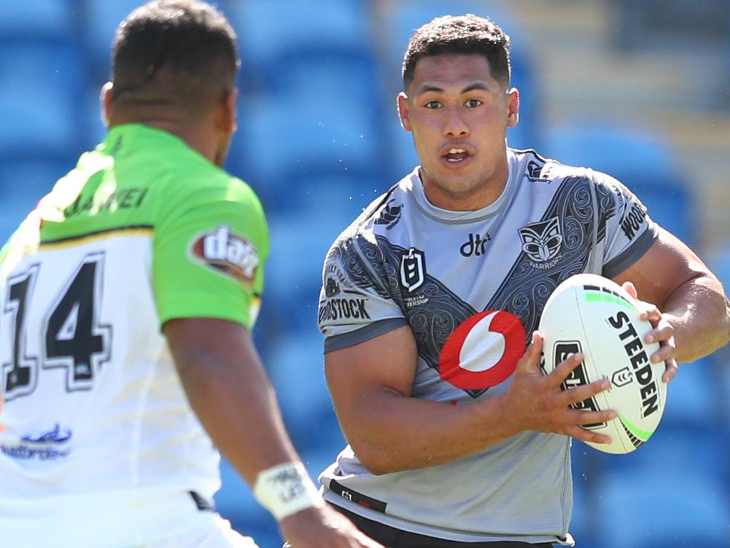 Roger Tuivasa-Sheck is on a multi-million dollar deal with the Warriors. Picture: Getty Images
