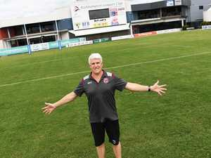'NRL, if you're coming to CQ, play games in Rocky'