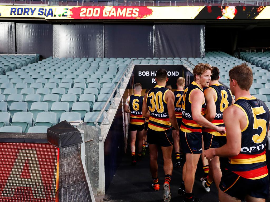 Round one of the 2020 AFL premiership commenced on Thursday