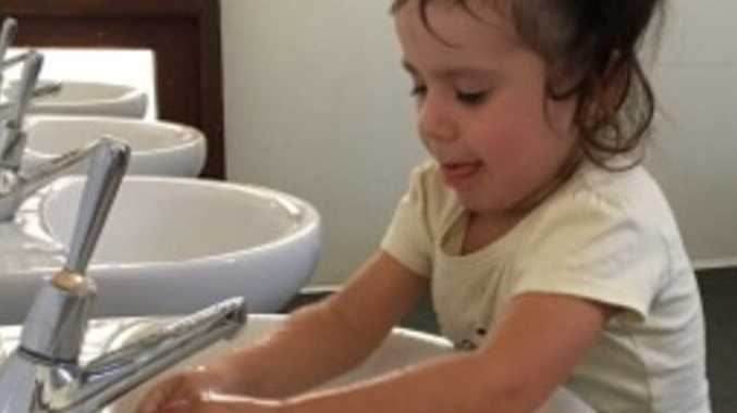 Pupils at Uniting Pre-School Grafton have been taught the value of washing their hands during the coronavirus epidemic.