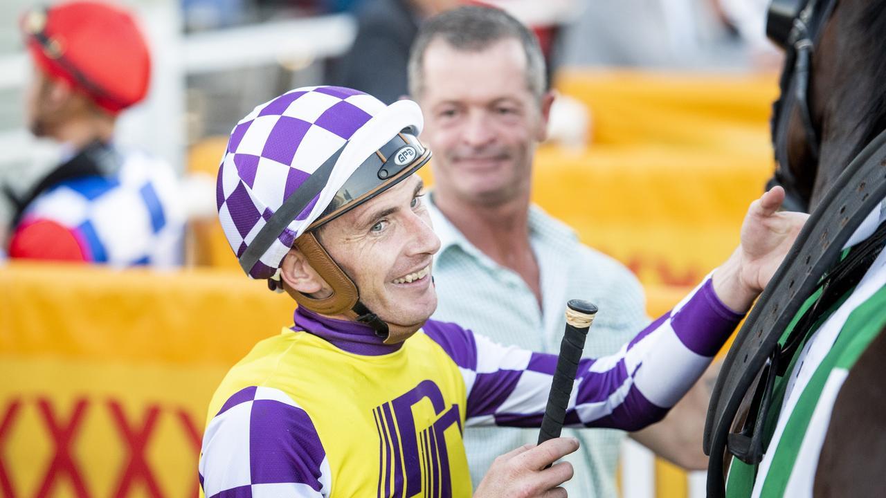 Ben Looker won three races at Casino on Saturday. Photo Adam Hourigan