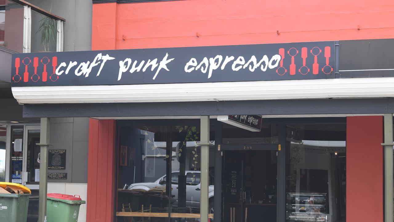 Craft Punk Espresso