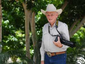 Talented rodeo snapper hangs up his camera after 30 years