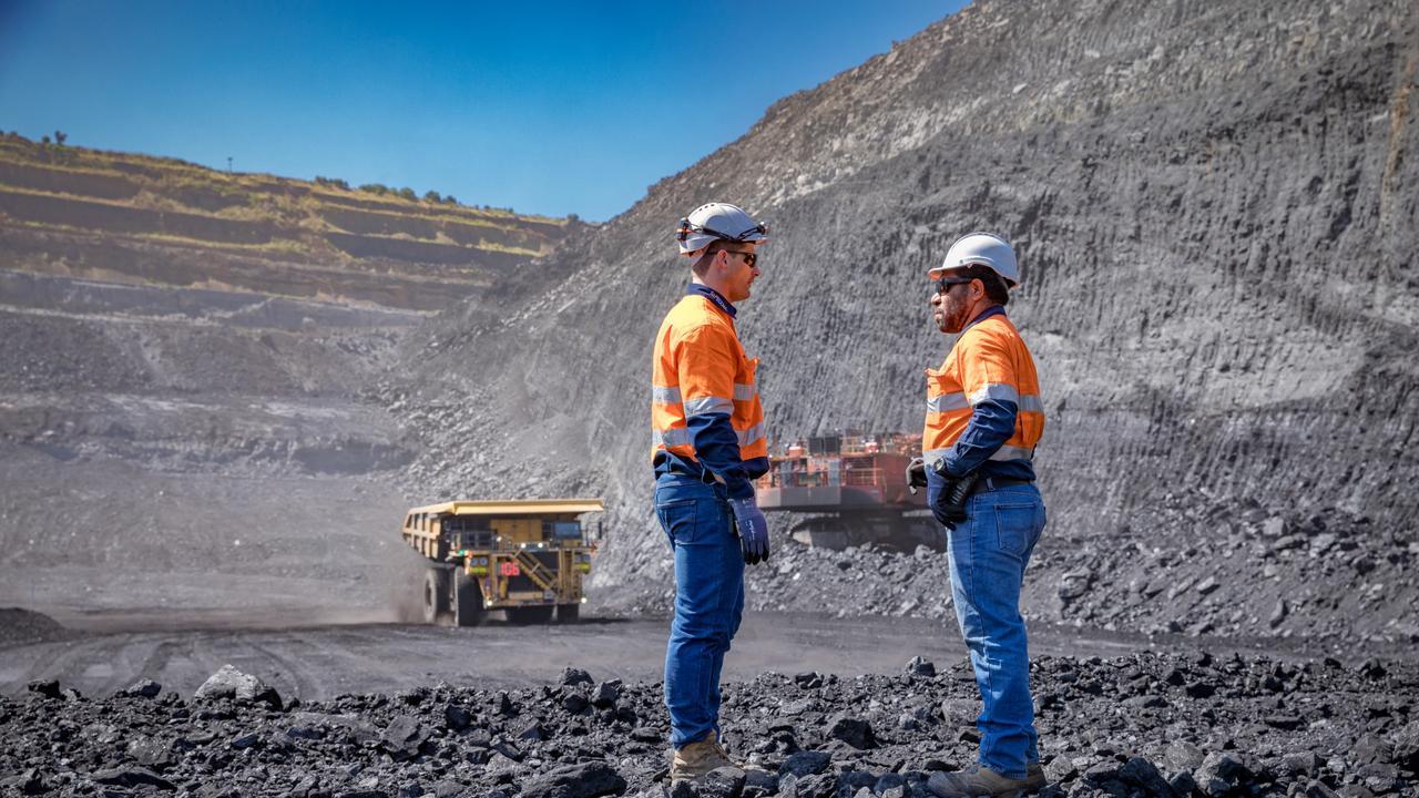 CASH SPLASH: BHP has set up a new community fund. Picture: Minerals Council of Australia