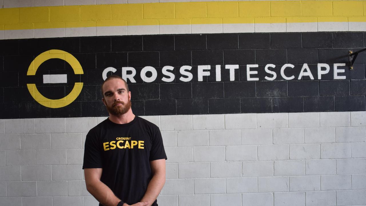 Crossfit Escape Travis Williams March 23 2020