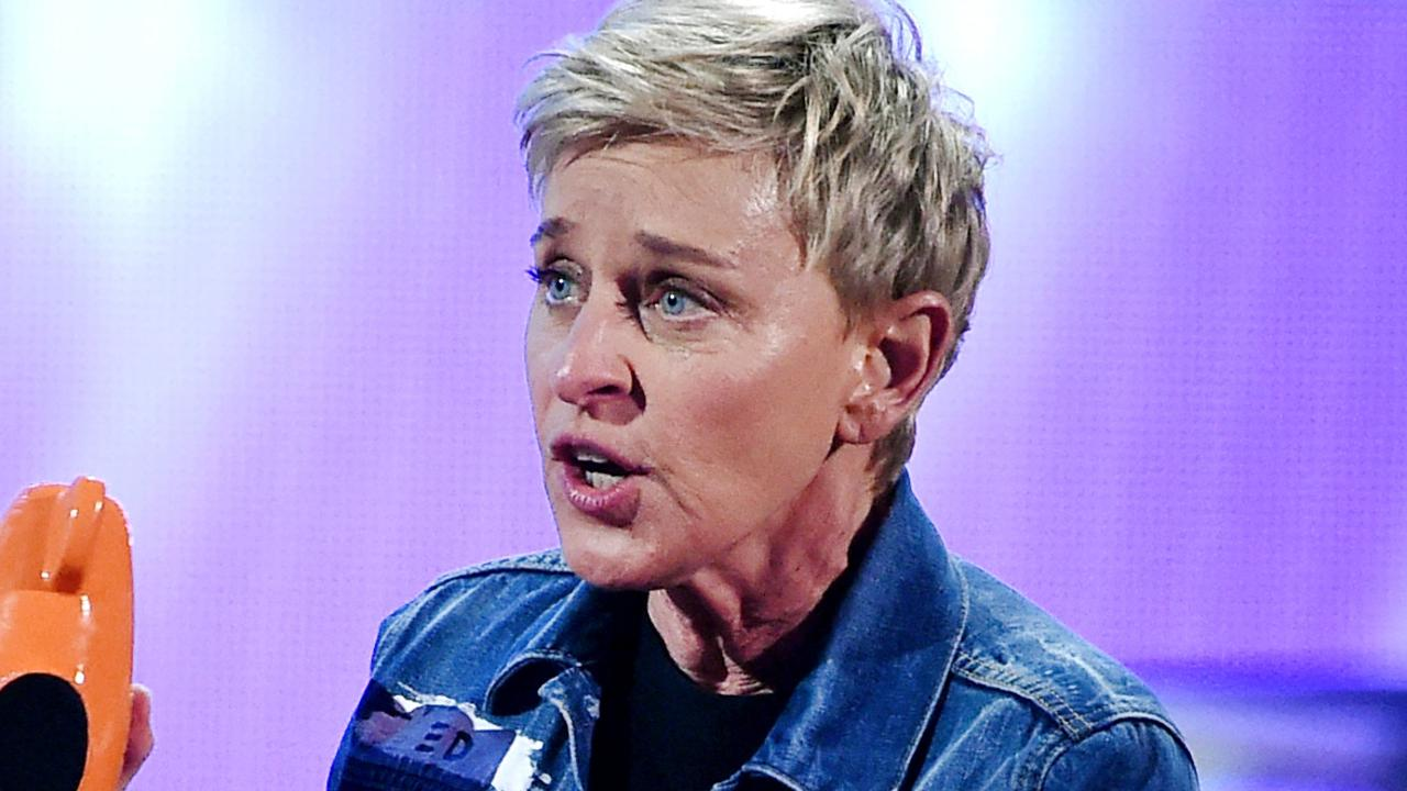 Ellen DeGeneres was trending on Twitter on the weekend. Picture: Kevin Winter/Getty Images