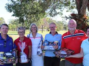 First timers make the most of Peanut Harvest Week of Golf
