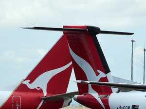 Second flight linked to CQ coronavirus cases