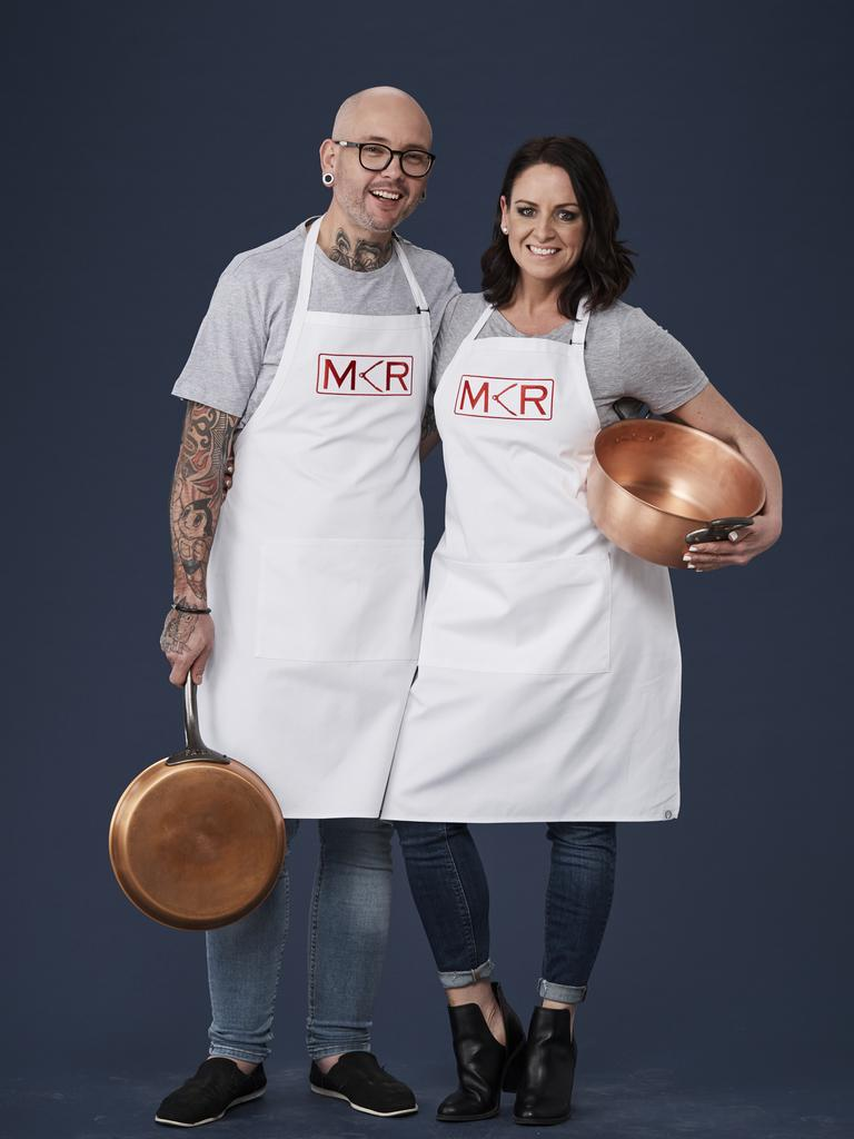 Returning My Kitchen Rules favourites Dan and Steph Mulheron have made it to the final hurdle after a season of ups and downs on MKR: The Rivals.
