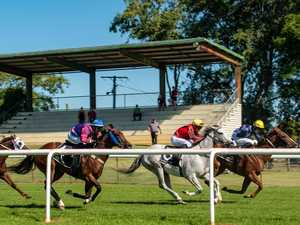 Laidley Cup gallops for zero spectators