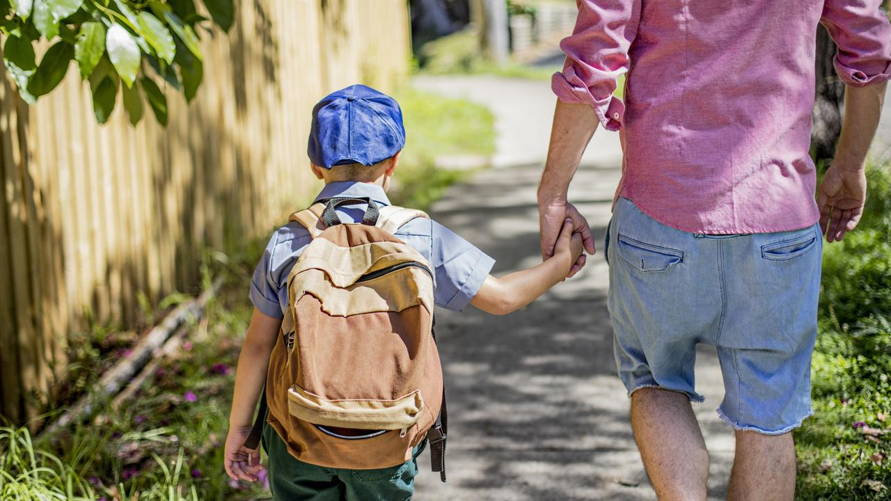 STAYING HOME: Many parents had pre-emptively taken their children out of childcare before the announcement.