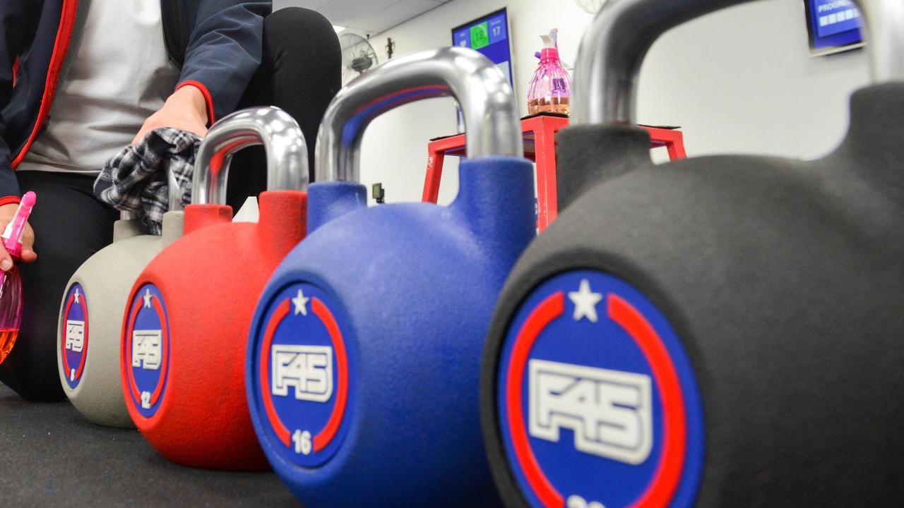 The Prime Minister has ordered all gyms to close. Photo: AAP.