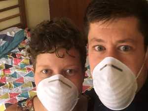 Honeymooners in Latin-American lockdown