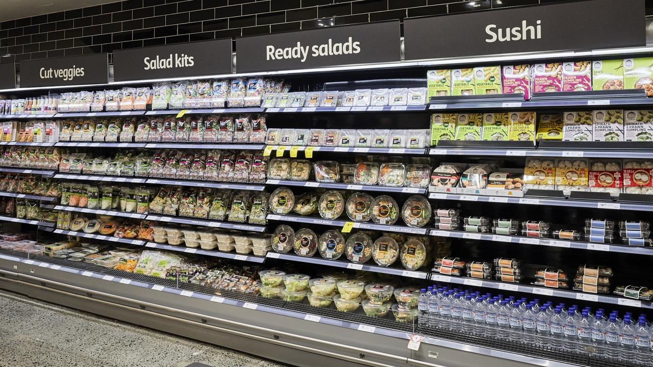 Australia could end up with a time-shared grocery system.