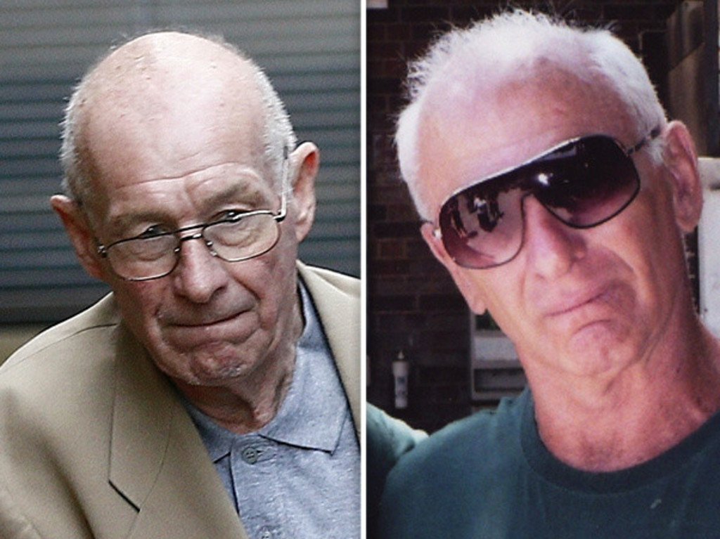 Disgraced former cop Roger Rogerson and Arthur 'Neddy' Smith have tested negative for the coronavirus.