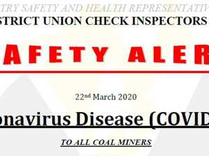 COVID-19: Union push for better health, safety at mines
