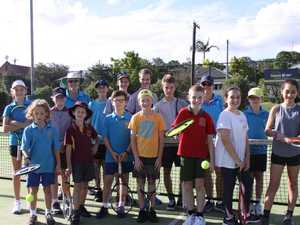 PHOTOS: Everyone's for tennis at East Lismore