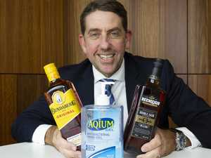 Bundy Rum fires up factory to help Australia fight Covid-19