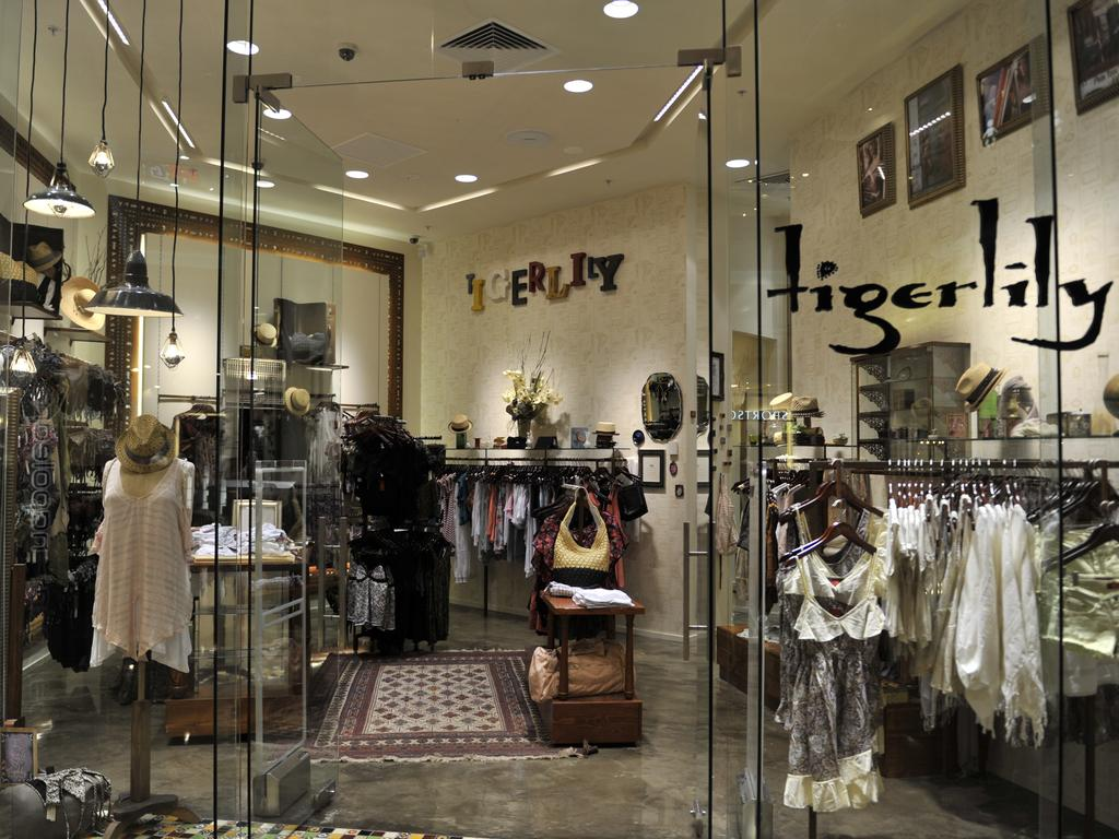Tigerlily has entered administration, citing a lack of sales due to coronavirus.