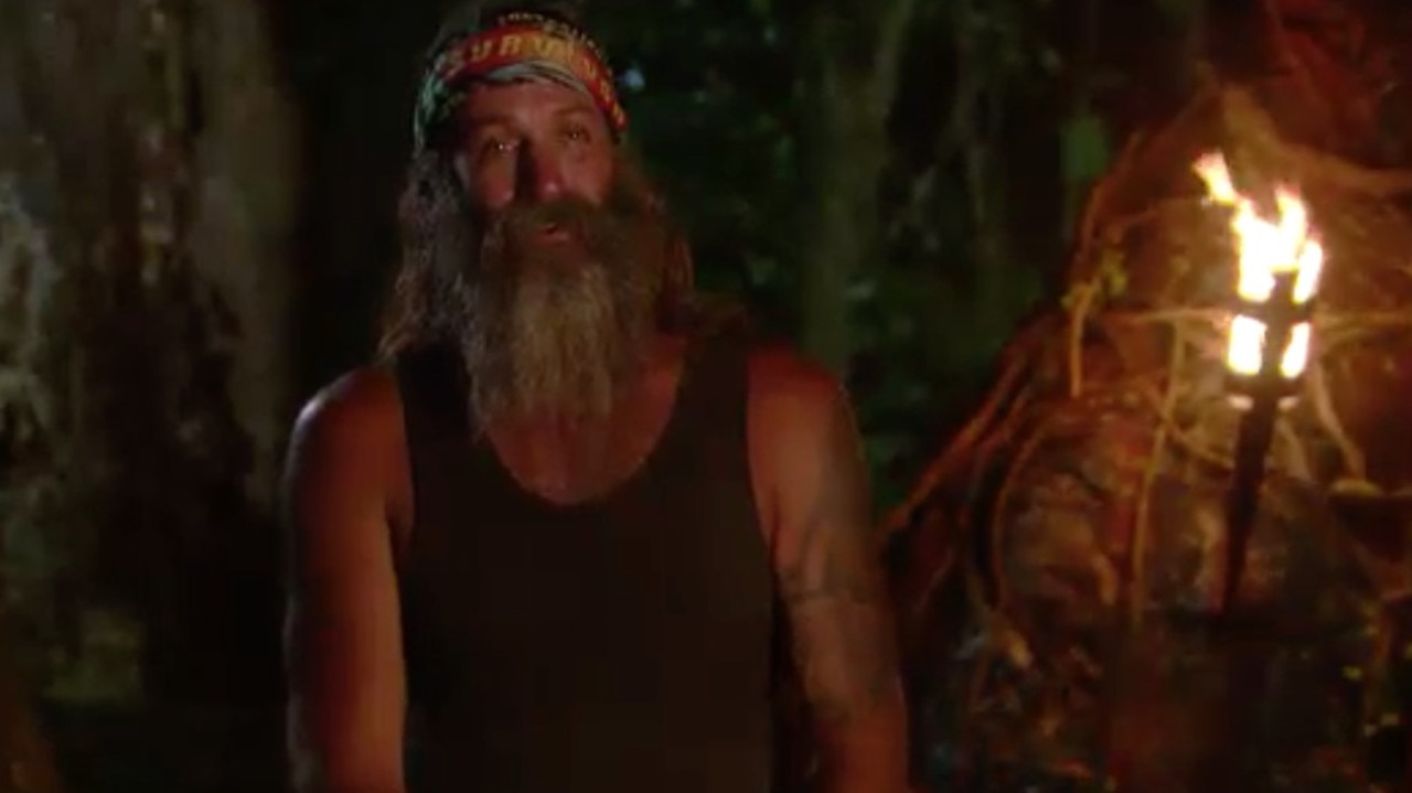 Survivor fave Tarzan is out of the game.