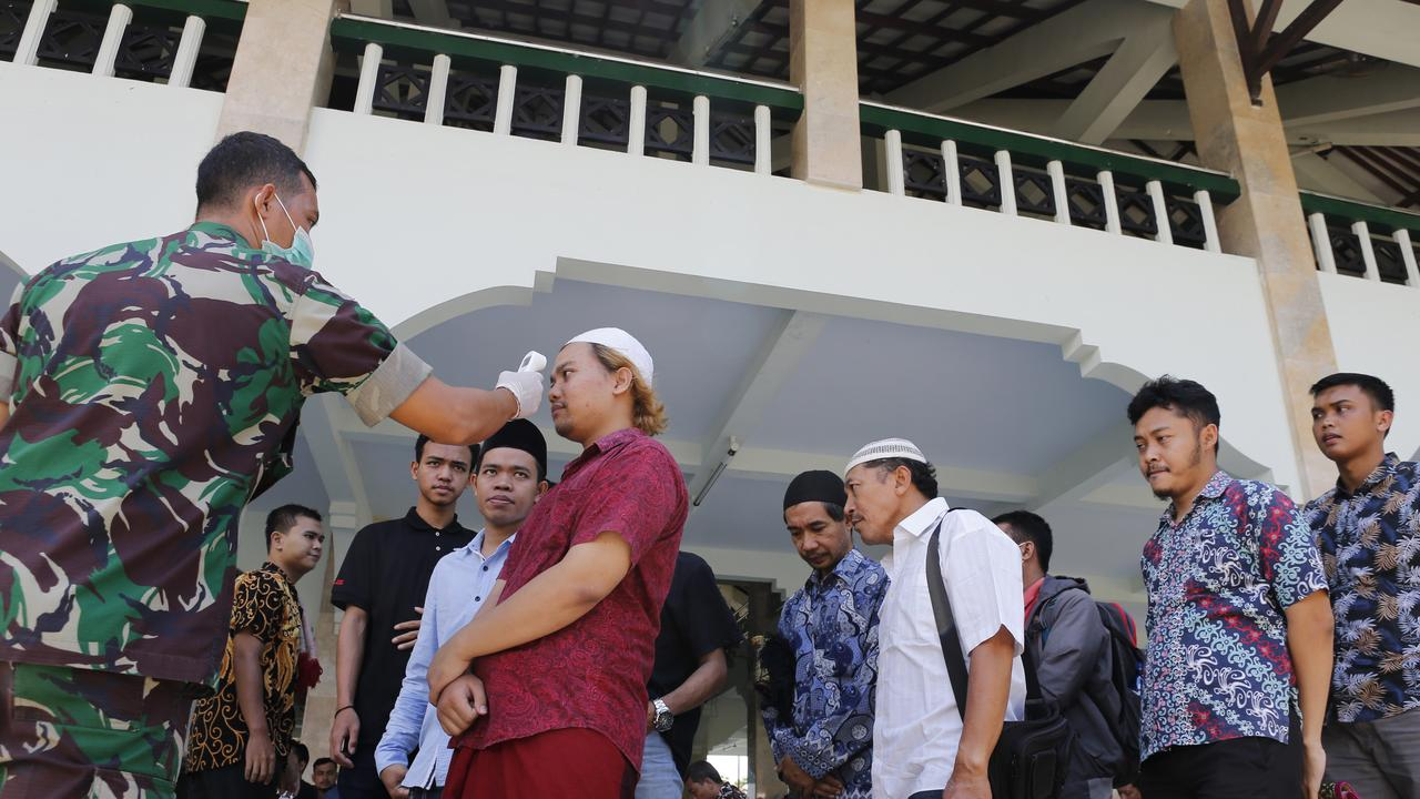 There have been suspicions about the low number of coronavirus cases in Bali. Picture: AP Photo/Firdia Lisnawati