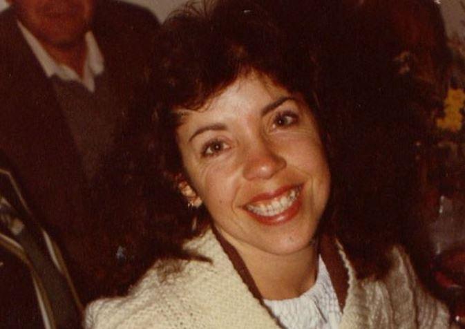 Lesley Patricia Larkin.