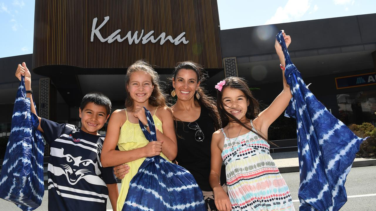 Kawana Shoppingworld recently celebrated 40 years of operation. Photo: Warren Lynam