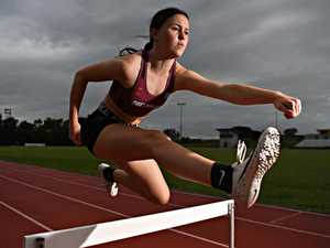 Virus pandemic crushes young athlete's dreams