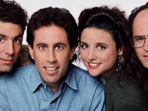 Hilarious unseen Seinfeld bloopers leak