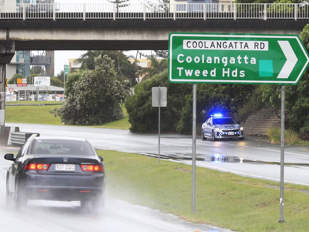 States such as Queensland are tightening entry conditions. File image. Picture: Scott Powick Newscorp Australia