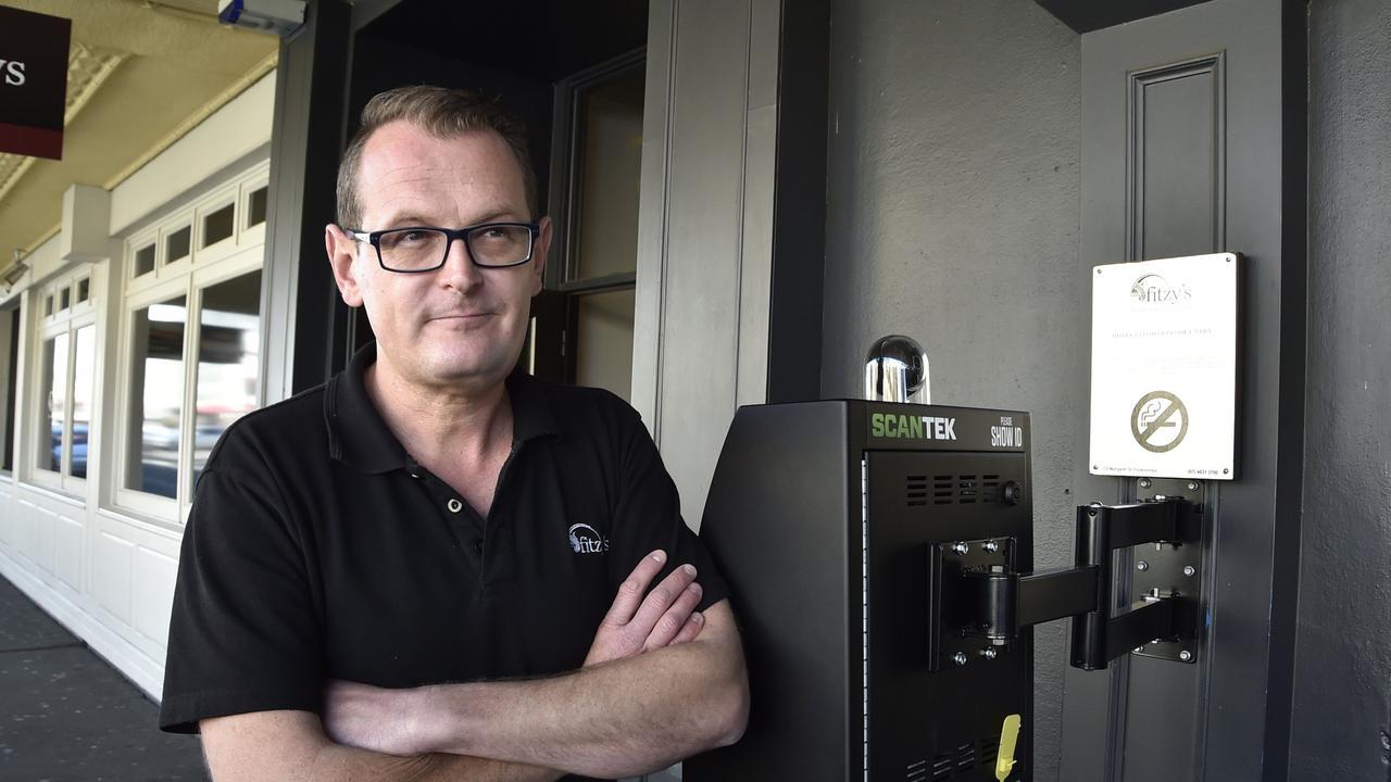 Fitzys managing director Brad Fitzgibbons.
