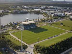 NRL games at Kawana in limbo after season suspended