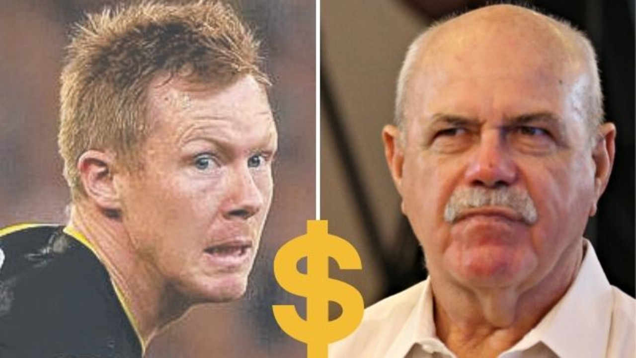 Jack Riewoldt has responded to Leigh Matthews' criticism of the playing group.