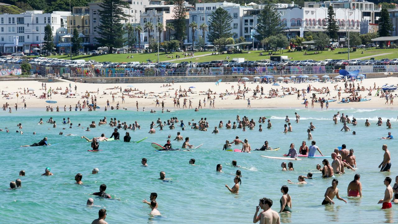 Giving the public vague messages about isolation clearly isn't working, as we saw at Bondi Beach on Friday. Picture: AAP/John Fotiadis