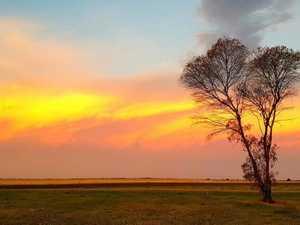 South Burnett sunsets and sunrises